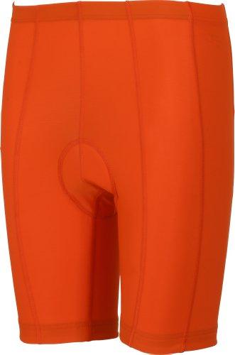 Ziener - Fahrradhosen für Jungen in New Red, Größe 128