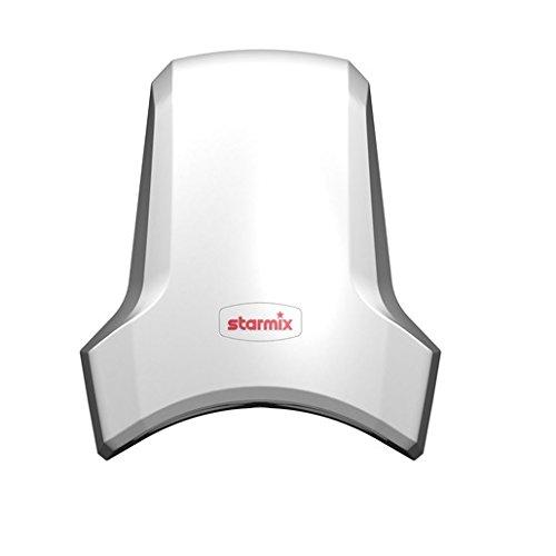 Starmix Haartrockner AirStar TH-C1, effektiver Haartrockner mit Möglichkeit zur Höheneinstellung (900 Watt, Wei§)