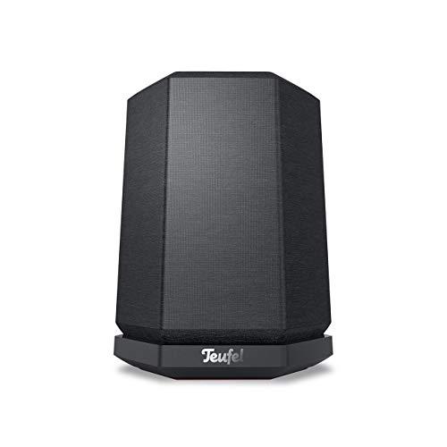 Teufel HOLIST M Schwarz Stereo Lautsprecher Musik Sound Hochtöner Mitteltöner Bass Speaker High End HiFi Tieftöner Schalldruck Soundanlage