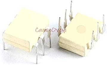 10pcs/lot MOC3083 M0C3083 EL3083 DIP-6 Triac & SCR Output Optocouplers 800VDRM IFT=5mA 6 Pin Optocoupler