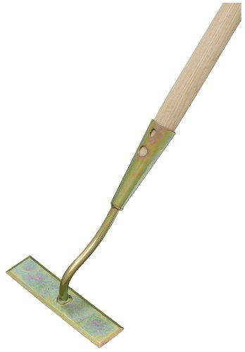 Wegeschaufel, pulverbeschichetet mit 4-seitig geschliffenem Messer Arbeitsbreite 14 cm