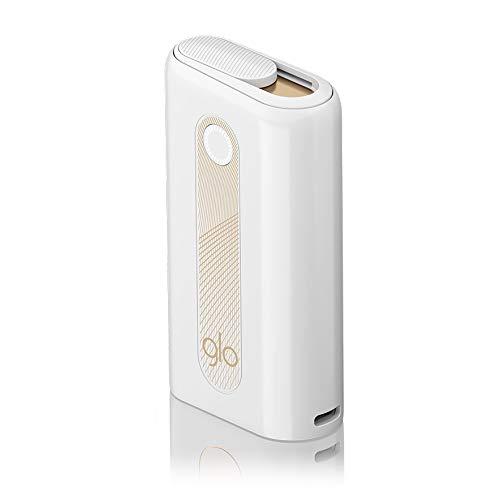 glo hyper Cigarrillo electrónico | Sin Nicotina Sin Tabaco - Blanco