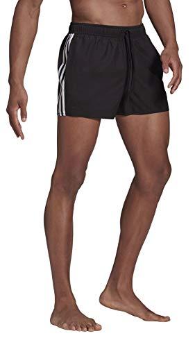 adidas 3S CLX SH VSL Bañador, Hombre, Negro, S