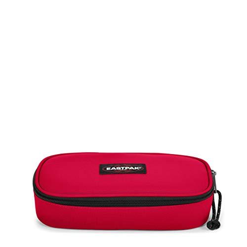 Eastpak Oval Single Astuccio, 22 Cm, Rosso (Sailor Red)
