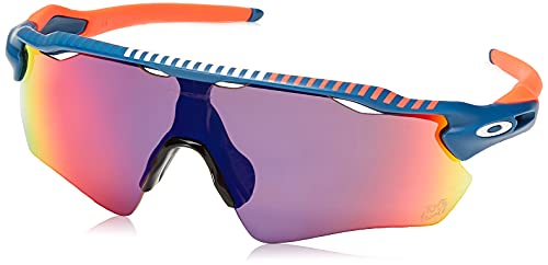 Oakley Oo9208 C3, Gafas Hombre, Tdf Blue-Prizm Road, Talla única