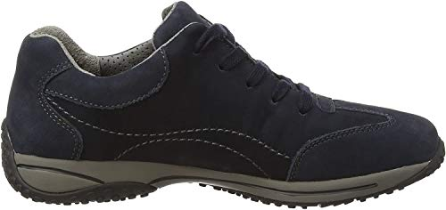 Gabor Damen Comfort Basic Derbys, Blau (Nightblue (S.Schw) 26), 38 EU (5 UK)
