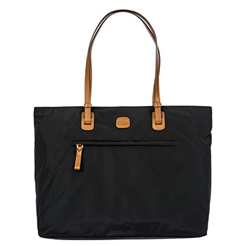 Bric's USA Luggage Model: X-BAG/X-TRAVEL |Size: ladies commuter tote | Color: BLACK