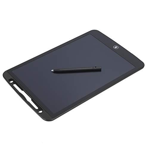 xiangxin Tableta de Escritura Tabletas de Dibujo para niños Durable en Uso Cómodo de Usar Rendimiento Estable Sin radiación para niños Amigos(Black)