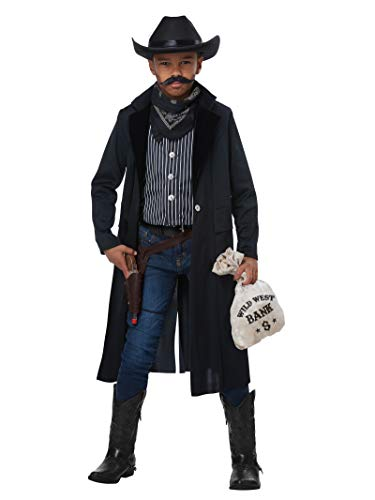 California Costumes Wild West Sheriff/Outlaw Child Costume