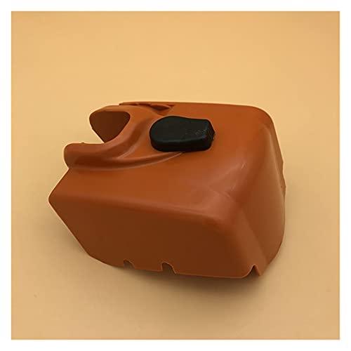 XINYE Wuxinye - Kit de montaje de cubierta de filtro de aire con cerradura para motosierra Stihl 023 025 MS210 MS230 MS250