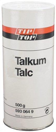 2x Talkum 500g Streudose Talc Talk Schlauch Reifen Reparatur Rema TIP TOP