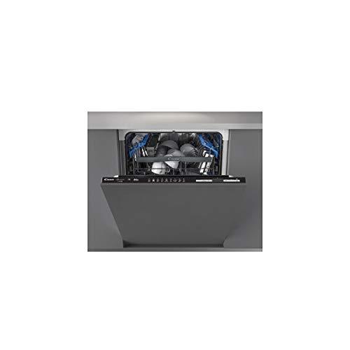 Lave vaisselle encastrable 60 cm Candy CDIN2D520PB - Lave vaisselle tout integrable - Classe...
