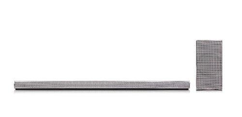 LG SH8 Altavoz soundbar 4.1 Canales 420 W Plata - Barra de Sonido (4.1 Canales, 420 W, DTS 96/24,Dolby Digital Plus,Dolby Pro Logic IIx, 220 W, 3 , Altavoz de subgraves (subwoofer) Activo)
