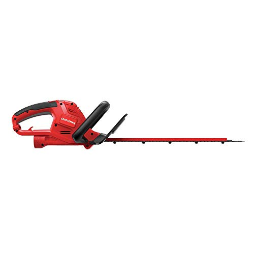 CRAFTSMAN Electric Hedge Trimmer, 22-Inch (CMEHTS822)