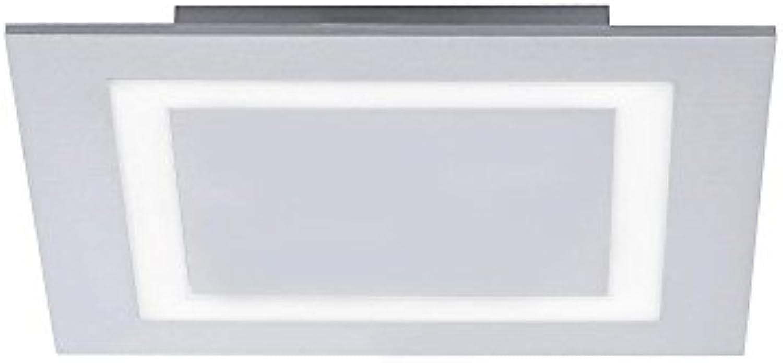 Paul Neuhaus 8160-95 Q-MIRAN LED Deckenleuchte Smart Home, RGBW & tunable Weiß Farbwechsel