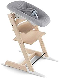 Stokke Tripp Trapp Newborn Baby Set Upholstery Kit, Grey