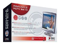 Pinnacle PCTV SAT CI Retail D/GB/NL TV-Karte