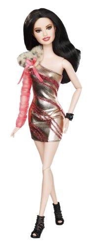 Mattel X2277 - Barbie Fashionistas Wild Raquelle, Puppe