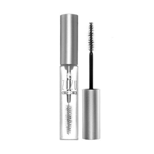 Zuzu Luxe Mascara (Clear),0.25 oz,add lush volume to lashes, Vitamin Enriched formula conditions lashes, Water resistant. Natural, Paraben Free, Vegan, Gluten-free, Cruelty-free, Non GMO.