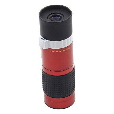 WYFC 15-70X22mm mm MonoculairePliable Professionnel Ajustable Antichocs Transport Facile Haute qualité Antidérapage Largage rapide Etanche