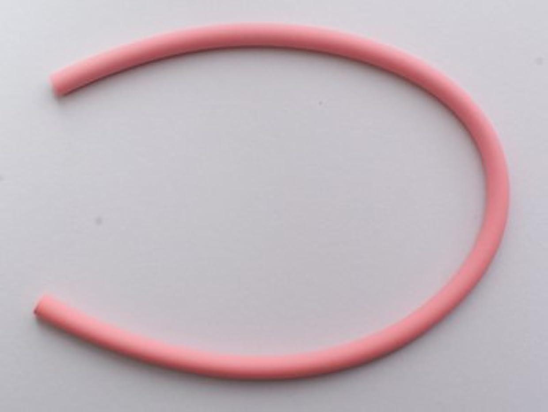 絶対の米ドル安心カラー駆血帯 替ゴム 400mm  WS-1002R-05 ピンク