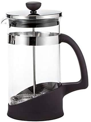 Knoijijuo French Press Coffee & Tea Maker Paquete Completo | 35 Oz | Mejor Cafetera con Acero Inoxidable 304, Resistencia A Altas Temperatura,35OZ