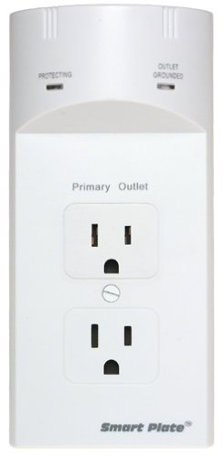 RCA Universal Surge Protector Smart Plate Series 330 Joules