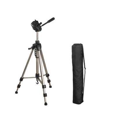 petit un compact Trépied photo / vidéo Hama «Star 62» (trépied léger d'entrée de gamme, tête à 3 faces, 64-160…