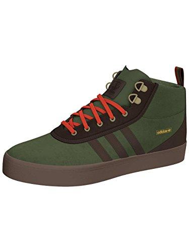 Skate Zapato Hombres Adidas Skateboarding Adi-Trek Skate Zapatos, Olive Cargo f16/brown/cra, 12,5