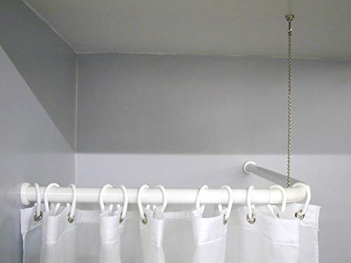 RIDDER Duschgestängefixierung metallic Ø 20 mm