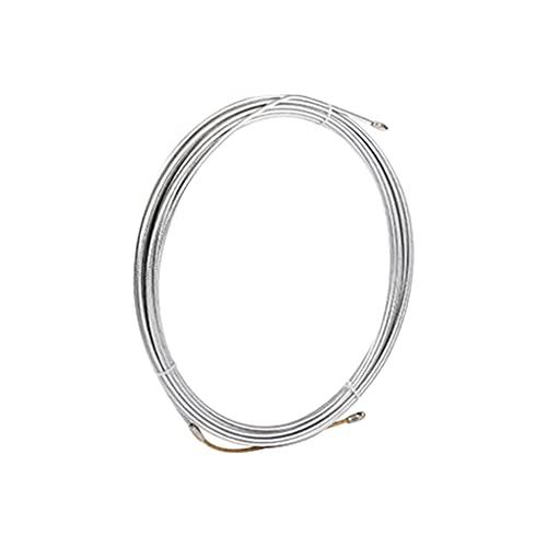 Tanmo Dispositivo de enhebrado de Electricista Herramienta de extracción de Cables/Cables Sujetador...