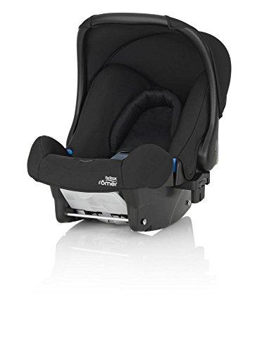Britax Rmer Babyschale 12 - 15 Monate I 0 - 13 kg I BABY-SAFE Autositz Gruppe 0+ I Cosmos Black