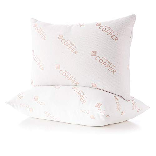 Essence of Copper Two Pack Pillows
