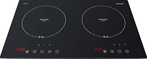 Steba IK 300 S.C Kochfeld/Induktion / 69 cm/Mobil einsetzbar oder einbaufähig/schwarz