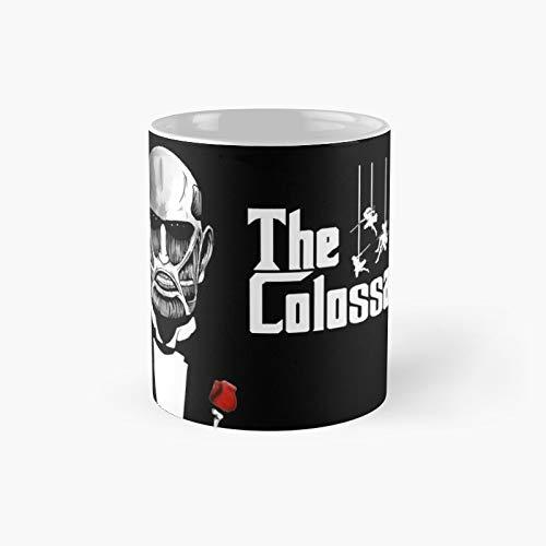 The Colossal Classic Mug - 11 Ounce For Coffee, Tea, Chocolate Or Latte.