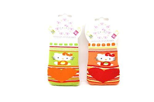 Hello Kitty 901158 Sanrio Chaussettes pour téléphone portable