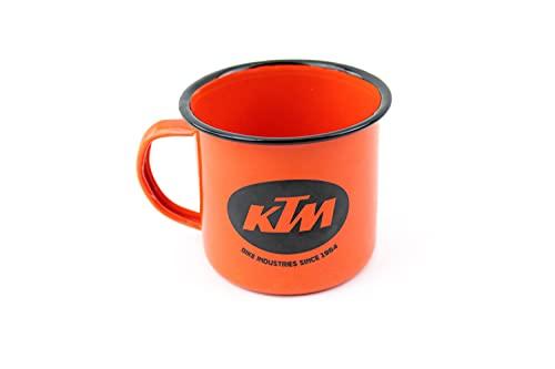 KTM Tasse 'Since 1964' Orange/schwarz