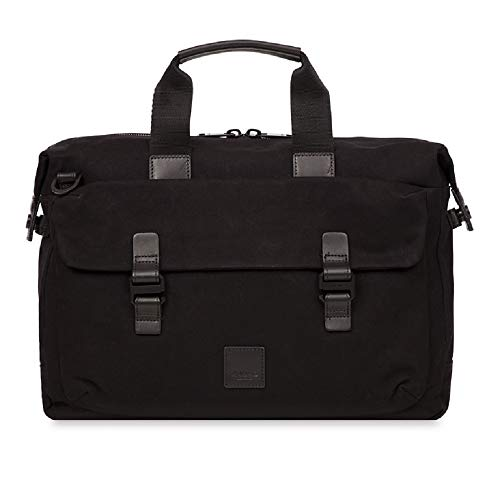 Knomo Tournay Topload Briefcase 15',Black