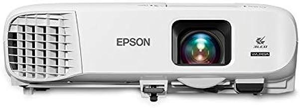Epson PowerLite 990U WUXGA 3LCD Projector with 1.6X Optical Zoom and Enhanced Wireless Display Technology