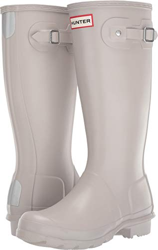 Hunter Kids Original Kids' Classic Rain Boot (Little Kid/Big Kid) Zinc 13 Little Kid