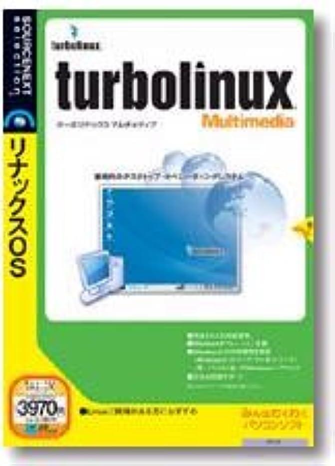 禁じるフェローシップ腹部Turbolinux Multimedia (説明扉付スリムパッケージ)
