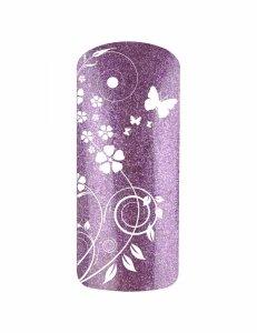 NDED - Vernis gel Couleur Temptation in Purple