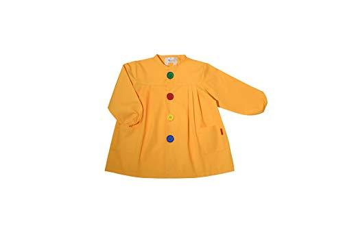 BABI Escolar Infantil Liso (Amarillo, 3)