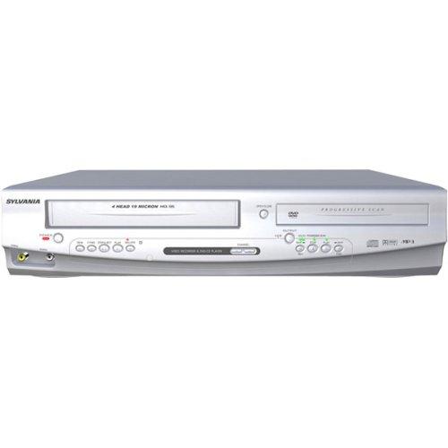 Sylvania DVC840G DVD VCR Combo