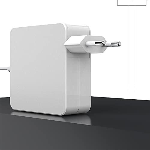 Compatible con Cargador Mac Book Pro 60 W, Cargador Adaptador Corriente magnético T-Tip para A1425 A1435 1502 Mac Book Pro 13 Retina [Finales de 2012, 2013 2014, principios de 2015]