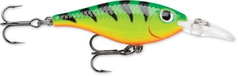 Rapala Ultra Light Shad 04 Fishing Lure, 1.5-inch, Firetiger by Rapala B018RPASNS  Personalisierungstrend