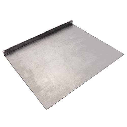 Char-Broil 1446552R04 Carbon-Steel Griddle Stone, Gray