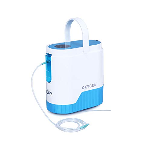 COXTOD Portable Oxygen Concent-rator Oxgen bar for Home and Travel Use