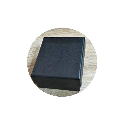 ROMQUEEN Caja de Collar Caja de Regalo Grande Carton Puesto de Joyas,Caja...