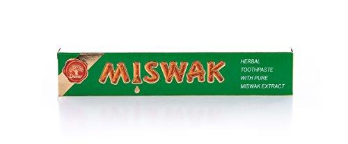 Dabur Miswak Herbal Toothpaste (Kräuterzahncreme mit reinem Miswakextrakt) 150g